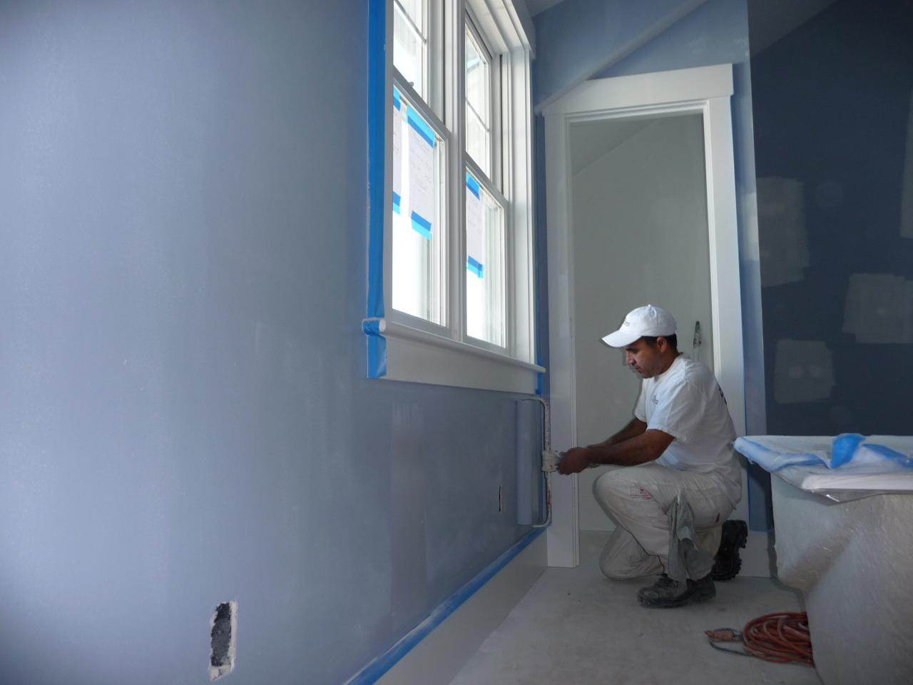 Using Mold Resistant Paint