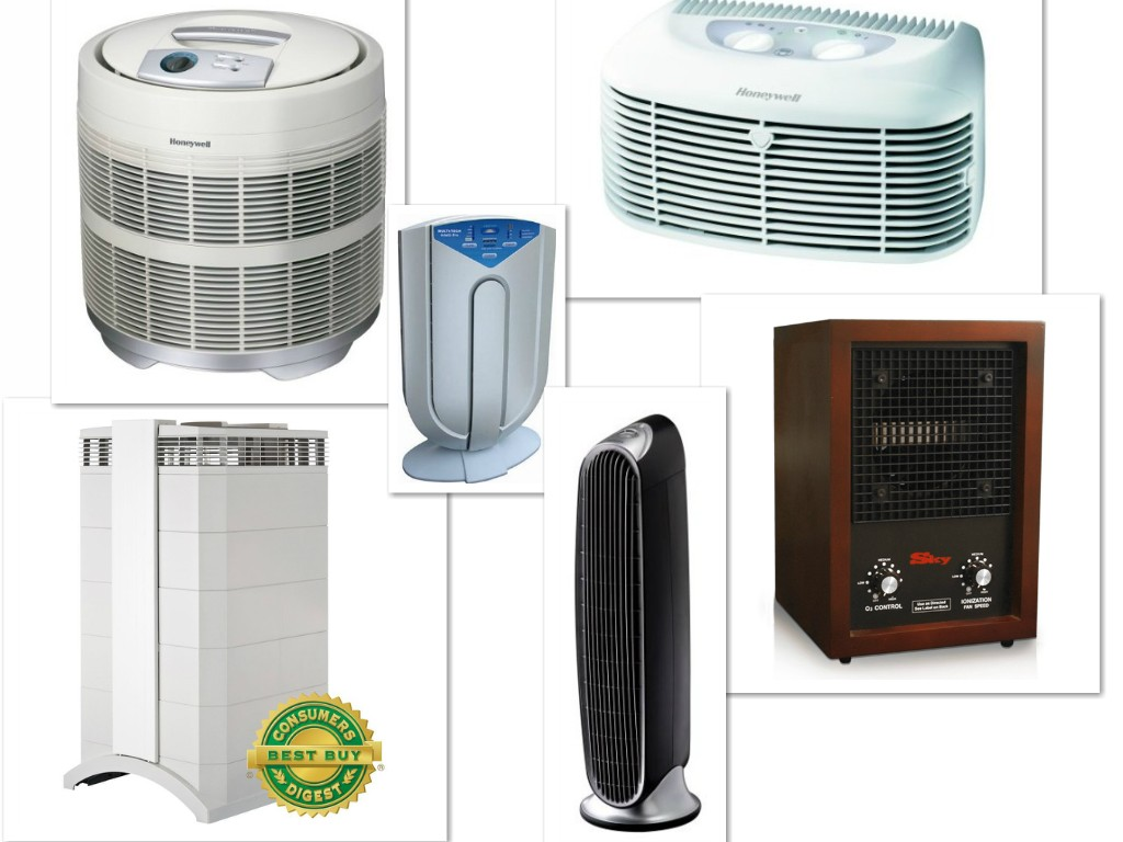 Top Air Cleaners for Preventing Mold Allergies
