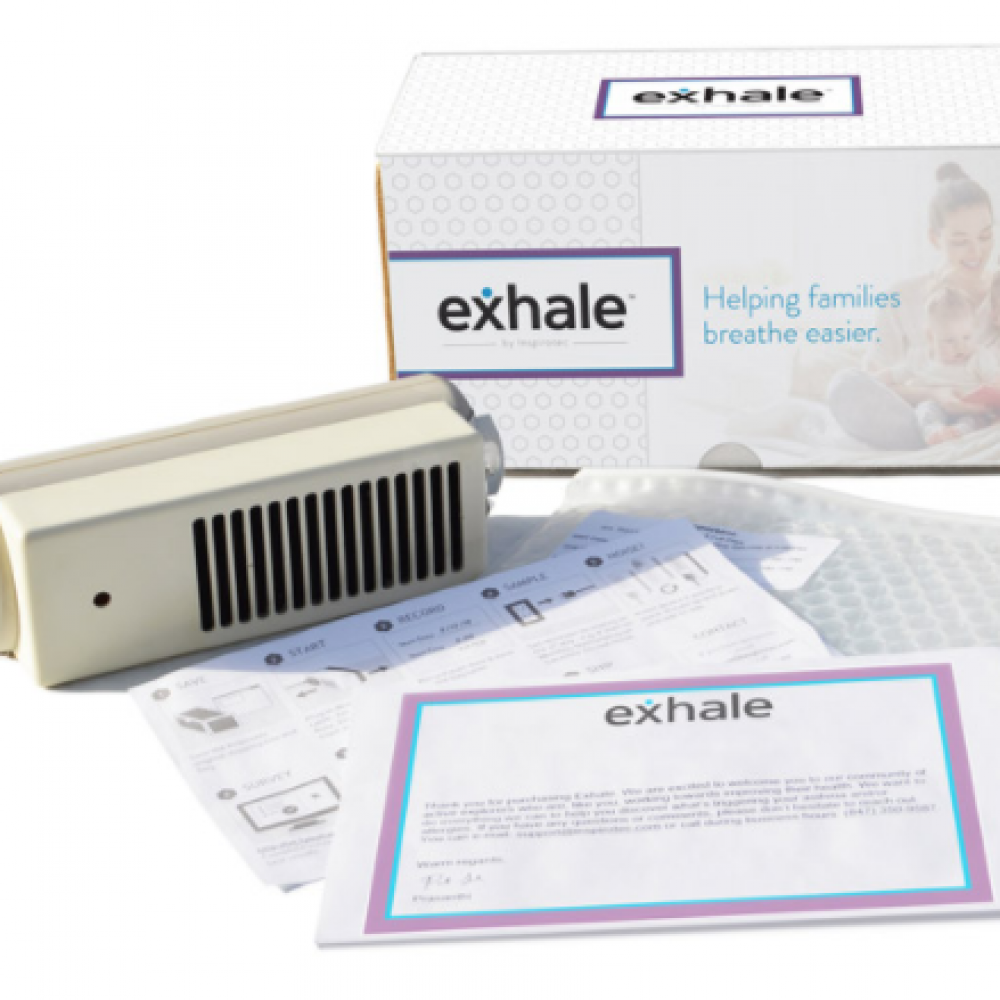 Introducing Exhale Mold by Inspirotec