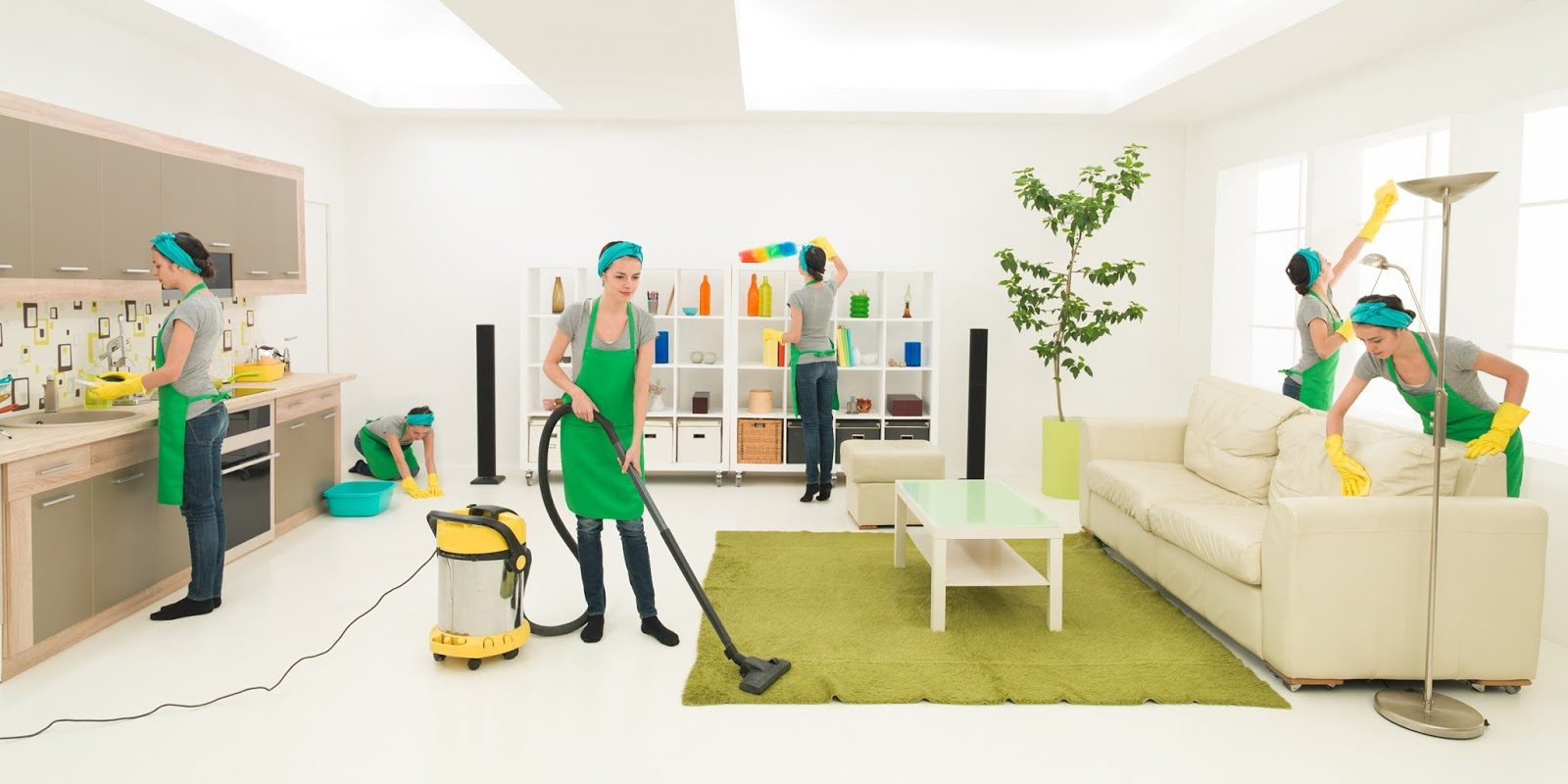 The Need to Do General Cleaning Before Decorating Your Place |