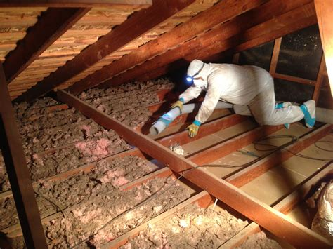 When to Remove Attic Insulation